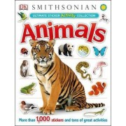 Ultimate Sticker Activity Collection: Animals by DK Publishing