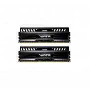 Patriot 16GB(2x8GB) Viper III DDR3 2133 (PC3 17000) CL11 Desktop Memory With Black Mamba Heatsink - PV316G213C1K