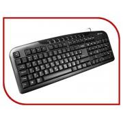 Клавиатура Canyon CNE-CKEY2 Black USB