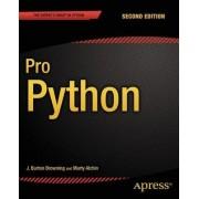 Pro Python 2014 by Marty Alchin