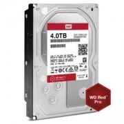 Твърд диск HDD 4TB SATAIII WD, Червен PRO 7200rpm, 128MB for NAS and Servers, WD4002FFWX