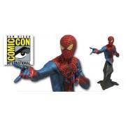 AMAZING SPIDER-MAN MOVIE EXCLUSIVE METALLIC BUST