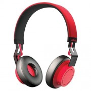 Jabra Move Wireless Bluetooth Stereo Headphones (Red)