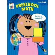 Preschool Math Stick Kids Workbook by Teresa Domnauer