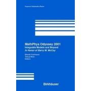 MathPhys Odyssey 2001 by Masaki Kashiwara