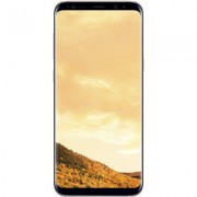 Telefon Mobil Samsung Galaxy S8 Plus G955, 64GB Flash, 4GB RAM, Dual SIM, 4G, Maple Gold