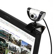 2015 novo usb 2.0 16m cam câmera hd web com microfone 9 efeitos de vídeo diferentes para skype desktop do computador laptop pc