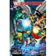 "Dc ( D.C. ) Universe N° 42 : "" La Guerre Du Corps De Sinestro "" ( Justice League Of America + Green Lantern ) - Collector Edition"