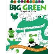 Ed Emberley's Big Green Drawing Book by Ed Emberley