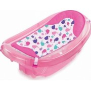 Set Cadita Si Suport De Baita Sparkle And Splash-Pink