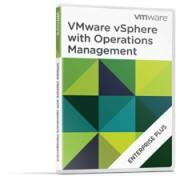 VMware vSphere 6 with Operations Management Enterprise Plus Acceleration Kit for 6 processors