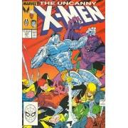 Uncanny X-Men N° 231, ...Dressed For Dinner ! (Vo)