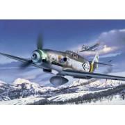 Revell Messerschmitt Bf109 G-6 Late & early version katonai repülő makett 4665