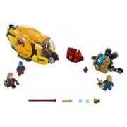 Legoâ® Super Heroes Razbunarea Ayeshei - 76080