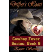 Drifter's Heart, Book 6, a Cowboy Fever Series Novel