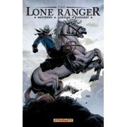 The Lone Ranger Volume 2: Lines Not Crossed by Sergio Cariello