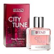 JFENZI - City Tune - Apa de parfum pentru femei 100 ml