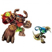Roommates Rmk2286Gm Skylanders Giants Tree Rex And Stealth Elf Peel And Stick Giant Wall Decals