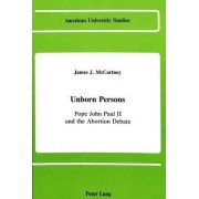 Unborn Persons by James J. McCartney
