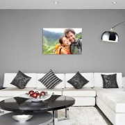 Foto op plexiglas - 75x50 cm