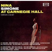 Nina Simone - Nina Simone At Carnegie Hall (0724347322129) (2 CD)