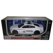2011 Dodge Charger Enforcer RCMP Canadian Police Car 1/24 by Motormax 76945