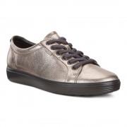 Pantofi casual dama ECCO Soft 7 (aurii / warm grey)