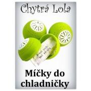 Chytrá Lola - Míčky do chladničky (3ks) - (MC01)