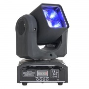 ibiza LMH410Z Movinghead 4 x 4-in-1 RGBW-LED 10W Zoom DMX LED