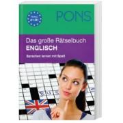 PONS Das große Rätselbuch Englisch