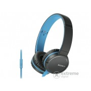 Căști Sony MDRZX660APL.CE7.Beat Response Control, albastru