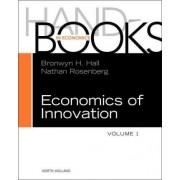 Handbook of the Economics of Innovation: Volume 1 by Bronwyn H. Hall