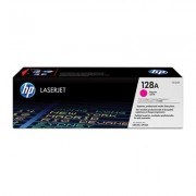 HP 128A Magenta Cartridge For CP1525
