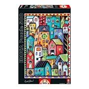Educa 16276 - Jigsaw Puzzle 500 6 PM, Karla Gerard,