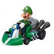 Mario Kart Wii 1.5 Racing Collection Gashapon Sticker Version-Luigi