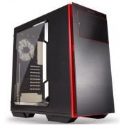 Carcasa Gaming IW-707 (Neagra cu Rosu)