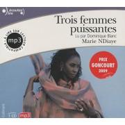 Trois Femmes Puissantes - Livre Audio