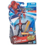 Hasbro The Amazing Spider-Man Web Cannon Spider-Man 3.75 Inch Action Figure