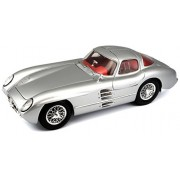 "Mercedes Benz 300s SLR ""Uhlenhaut Coupe"" 1:18 by Maisto Diecast Scale Model Car"