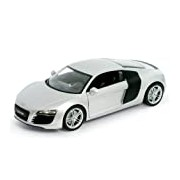 Welly Audi R8 Car (White)