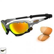 Oakley Polarized RACING JACKET Sunglasses【ゴルフ ゴルフウェア>サングラス(Oakley)】