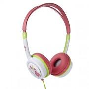 iFrogz Audio - Little Rockers Unicorn IFLTRC-PE0 Headphones (Pink-Green)
