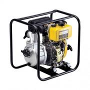 """Motopompa apa curata Kipor KDP 20 E, motor 3.7 CP, diesel, 367 l/min, 2"""", pornire electrica"""