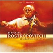 Mstislav Rostropovich - Le Violoncelle Du Siecle (0094638714927) (3 CD)