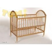 Patut din lemn pentru copii Tomi II color standard