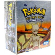 Topps Pokemon The First Movie Booster Box 36 Packs [Toy]