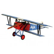 Revell Fokker D VII 1:72 Assembly kit Fixed-wing aircraft - maquetas de aeronaves (1:72, Assembly kit, Fixed-wing aircraft, Fokker D.VII, Military aircraft, De plástico)
