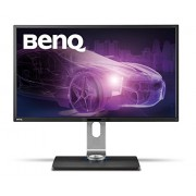 BenQ BL3200PT (32 inch) Flicker-free 2K QHD (2560x1440) Superior IPS LED Designer Monitor with HDMI, Inbuilt Speakers, OSD Remote Access