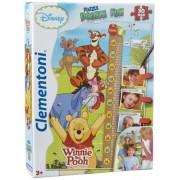 Clementoni - Puzzle metro con diseño Winnie the Pooh (20301.7)