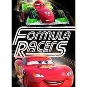 Prosop de plajă copii Cars Black Racer